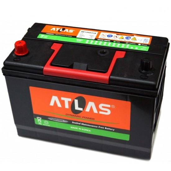 Μπαταρία AtlasBX MF24R-630 Sealed Maintenance Free | 80AH / Volt:12 / EN:630 / Πολικότητα: Δεξιά το +