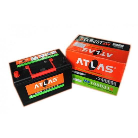 Μπαταρία AtlasBX MF27-750 Sealed Maintenance Free | 95AH / Volt:12 / EN:750 / Πολικότητα: Αριστερά το +