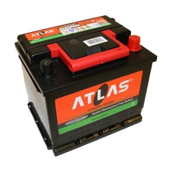 Μπαταρία AtlasBX MF55054 Sealed Maintenance Free | 50AH / Volt:12 / EN:420 / Πολικότητα: Δεξιά το +