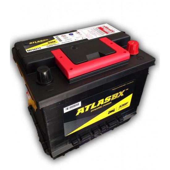 Μπαταρία AtlasBX MF56219 Sealed Maintenance Free | 62AH / Volt:12 / EN:540 / Πολικότητα: Δεξιά το +