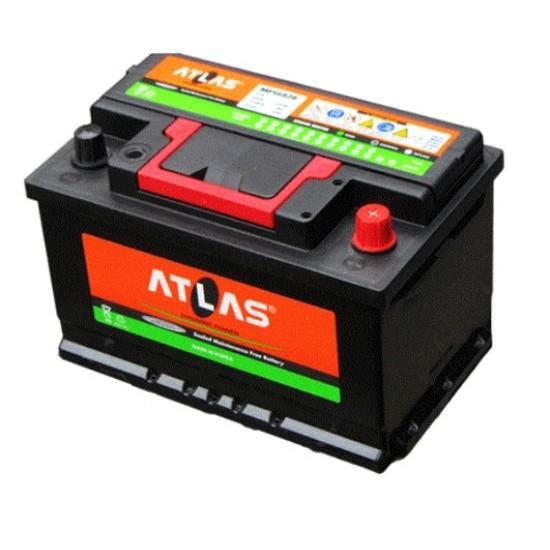 Μπαταρία AtlasBX MF57539 Sealed Maintenance Free | 75AH / Volt:12 / EN:640 / Πολικότητα: Δεξιά το +