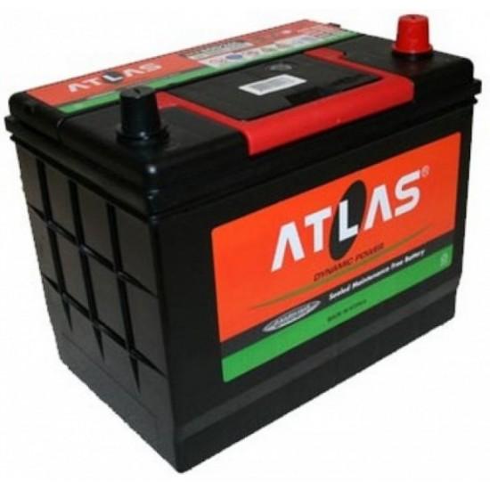 Μπαταρία AtlasBX MF85-500 Sealed Maintenance Free | 55AH / Volt:12 / EN:500 / Πολικότητα: Δεξιά το +