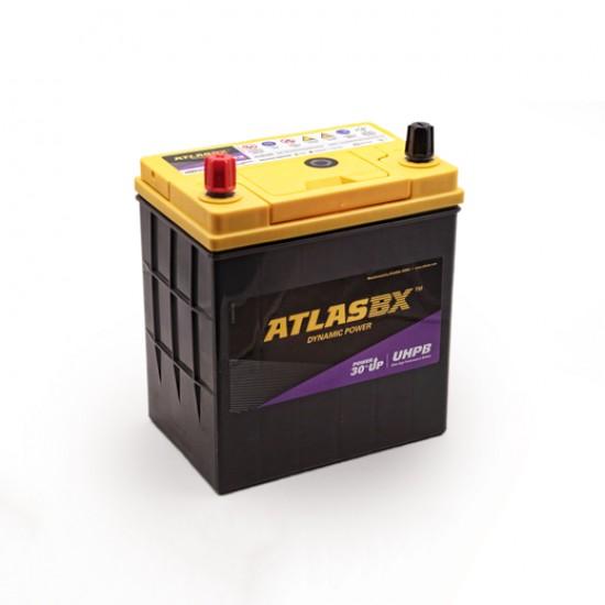 Μπαταρία AtlasBX UMF55B19R Ultra High Performance | 45AH / Volt:12 / EN:400 / Πολικότητα: Αριστερά το +