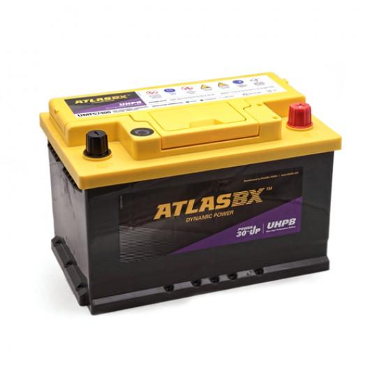 Μπαταρία AtlasBX UMF57400 Ultra High Performance | 74AH / Volt:12 / EN:750 / Πολικότητα: Δεξιά το +