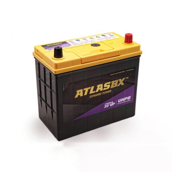 Μπαταρία AtlasBX UMF75B24L Ultra High Performance | 55AH / Volt:12 / EN:500 / Πολικότητα: Δεξιά το +