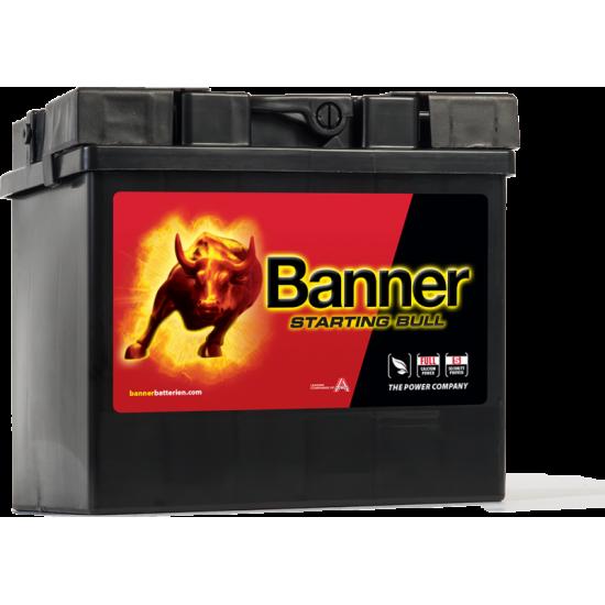 Μπαταρία Banner 53030 STARTING BULL 12V | 30AH / Volt:12 / EN:300 / Πολικότητα: Δεξιά το +