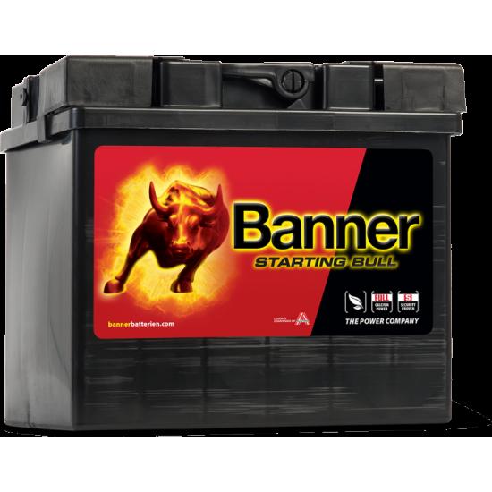 Μπαταρία Banner 53034 STARTING BULL 12V | 30AH / Volt:12 / EN:300 / Πολικότητα: Αριστερά το +