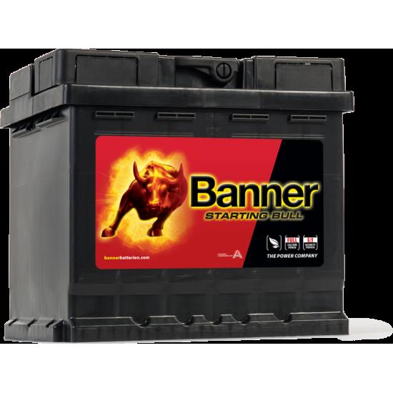 Μπαταρία Banner 54559 STARTING BULL 12V | 45AH / Volt:12 / EN:400 / Πολικότητα: Δεξιά το +