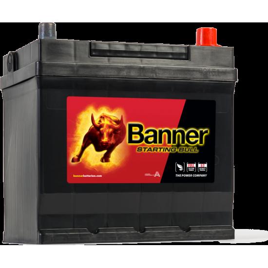 Μπαταρία Banner 54577 STARTING BULL 12V | 45AH / Volt:12 / EN:300 / Πολικότητα: Δεξιά το +