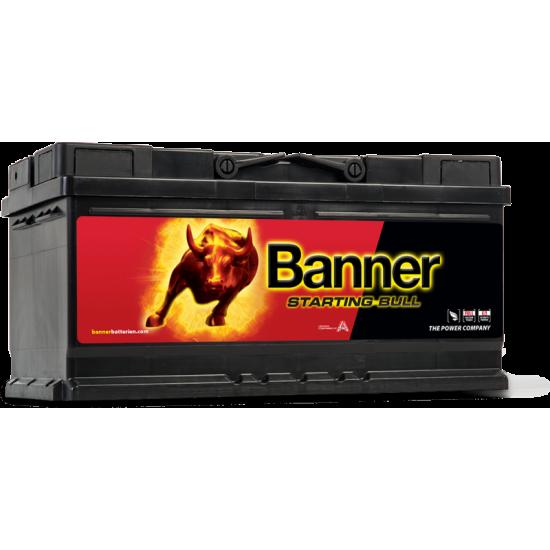 Μπαταρία Banner 58834 STARTING BULL 12V | 88AH / Volt:12 / EN:680 / Πολικότητα: Δεξιά το +