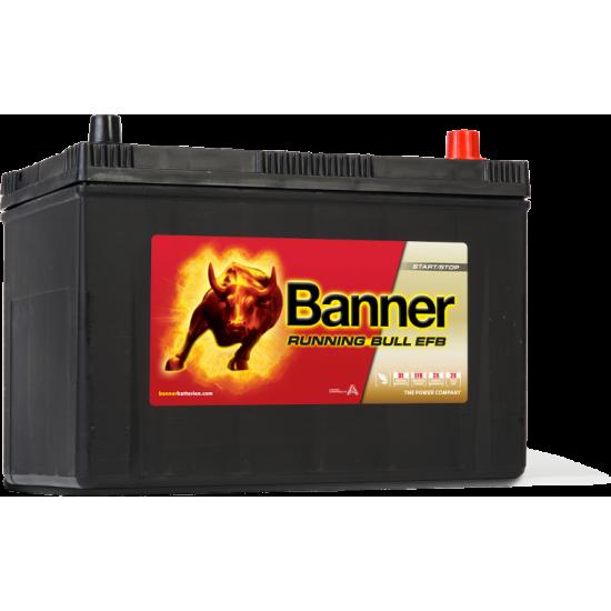 Μπαταρία Banner 595 15 RUNNING BULL - EFB | 95AH / Volt:12 / EN:760 / Πολικότητα: Δεξιά το +