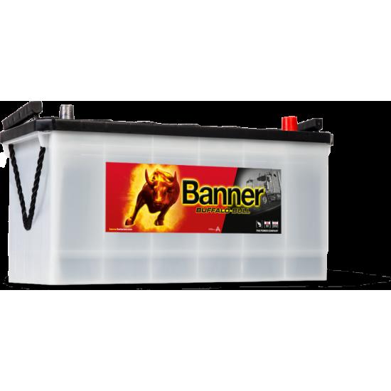Μπαταρία Banner 60026 BUFFALO BULL | 100AH / Volt:12 / EN:600 / Πολικότητα: Δεξιά το +