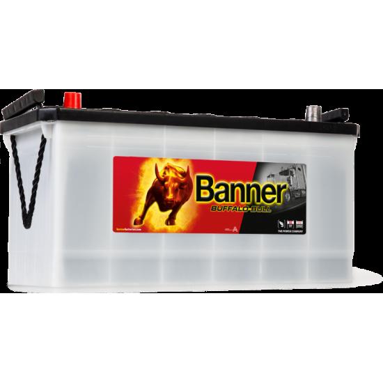 Μπαταρία Banner 60035 BUFFALO BULL | 100AH / Volt:12 / EN:600 / Πολικότητα: Αριστερά το +