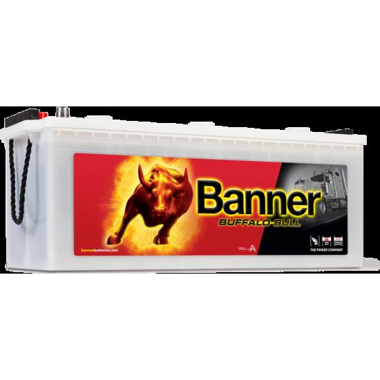 Μπαταρία Banner 68032 BUFFALO BULL | 180AH / Volt:12 / EN:950 / Πολικότητα: Αριστερά το + (Πλάι)
