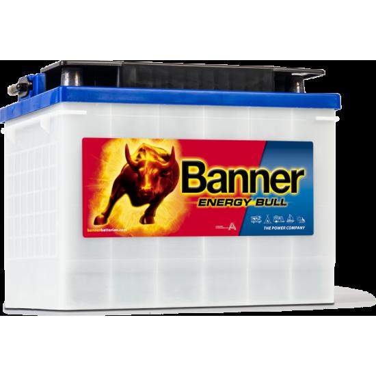 Μπαταρία Banner 95551 ENERGY BULL | 72AH / Volt:12 / EN:- / Πολικότητα: Αριστερά το +