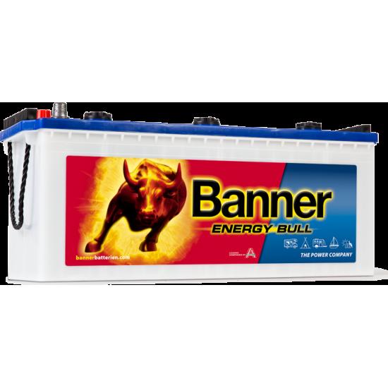 Μπαταρία Banner 96051 ENERGY BULL | 130AH / Volt:12 / EN:- / Πολικότητα: Αριστερά το + (Πλάι)