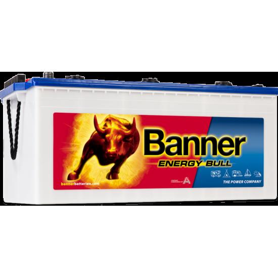 Μπαταρία Banner 96801 ENERGY BULL | 230AH / Volt:12 / EN:- / Πολικότητα: Αριστερά το + (Πλάι)