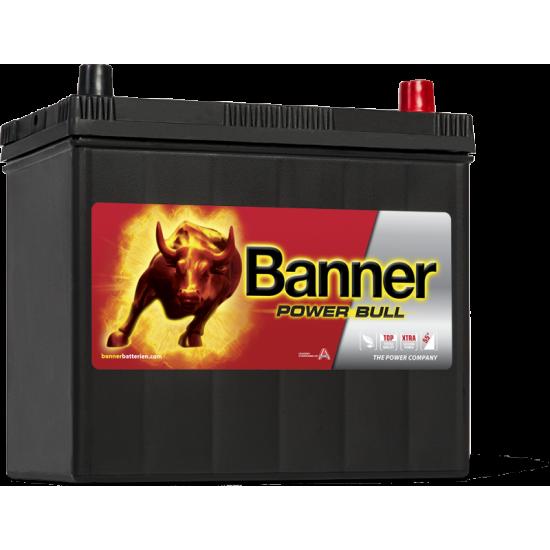 Μπαταρία Banner P4523 POWER BULL | 45AH / Volt:12 / EN:390 / Πολικότητα: Δεξιά το +