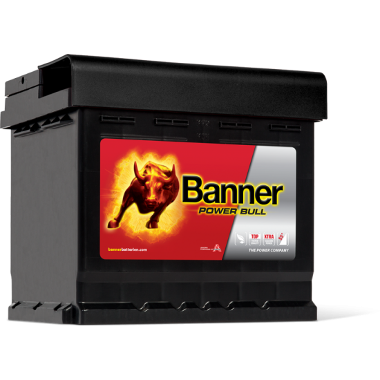 Μπαταρία Banner P5003 POWER BULL | 50AH / Volt:12 / EN:450 / Πολικότητα: Δεξιά το +