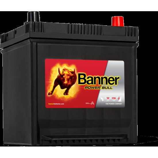 Μπαταρία Banner P5041 POWER BULL | 50AH / Volt:12 / EN:420 / Πολικότητα: Δεξιά το +