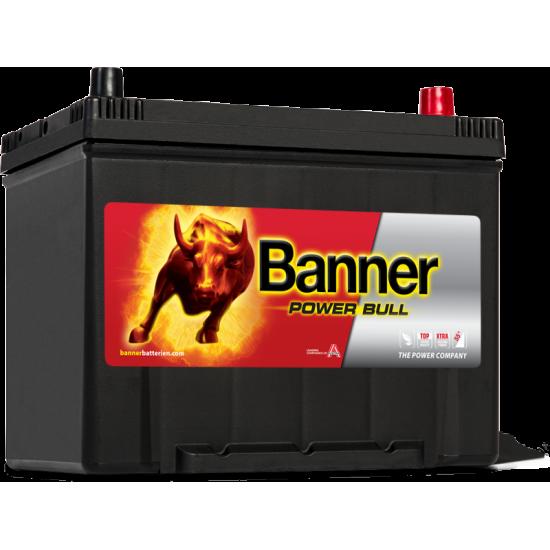 Μπαταρία Banner P7029 POWER BULL | 70AH / Volt:12 / EN:600 / Πολικότητα: Δεξιά το +