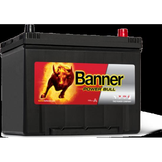 Μπαταρία Banner P8009 POWER BULL | 80AH / Volt:12 / EN:640 / Πολικότητα: Δεξιά το +