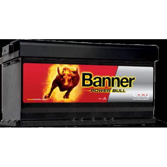 Μπαταρία Banner P8820 POWER BULL | 88AH / Volt:12 / EN:700 / Πολικότητα: Δεξιά το +
