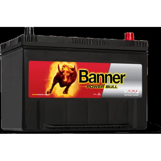 Μπαταρία Banner P9504 POWER BULL | 95AH / Volt:12 / EN:740 / Πολικότητα: Δεξιά το +
