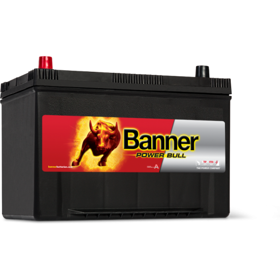 Μπαταρία Banner P9505 POWER BULL | 95AH / Volt:12 / EN:740 / Πολικότητα: Αριστερά το +