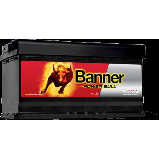 Μπαταρία Banner P9533 POWER BULL | 95AH / Volt:12 / EN:780 / Πολικότητα: Δεξιά το +