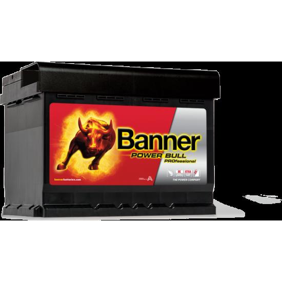 Μπαταρία Banner PRO P5042 POWER BULL PRO | 50AH / Volt:12 / EN:400 / Πολικότητα: Δεξιά το +