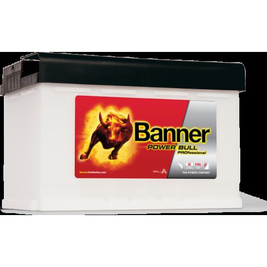 Μπαταρία Banner PRO P7740 POWER BULL PRO | 77AH / Volt:12 / EN:700 / Πολικότητα: Δεξιά το +