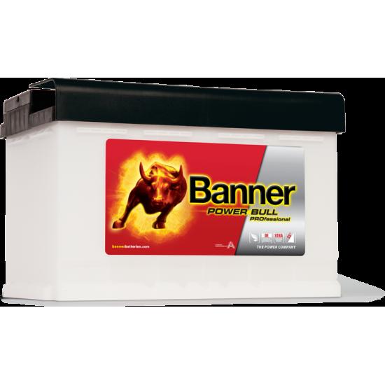 Μπαταρία Banner PRO P8440 POWER BULL PRO | 84AH / Volt:12 / EN:760 / Πολικότητα: Δεξιά το +