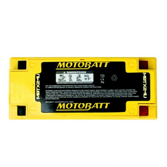 Μπαταρία MOTOBATT MBTX24U - GEL | 25AH / Volt:12 / EN:300 / Πολικότητα: Αριστερά και Δεξιά +