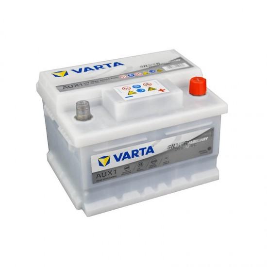 Μπαταρία Varta AUX1 Silver Dynamic | 535 106 052 | 35AH / Volt:12 / EN: 520 / Πολικότητα: Δεξιά το +