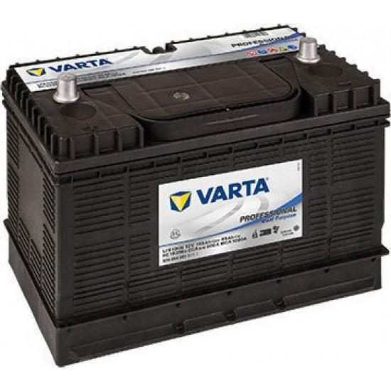 Μπαταρία Varta LFS105N Profesional Marine | 820 054 080 | 105AH / Volt:12 / EN: 800 / Πολικότητα: Αριστερα και Δέξια (Κέντρο)