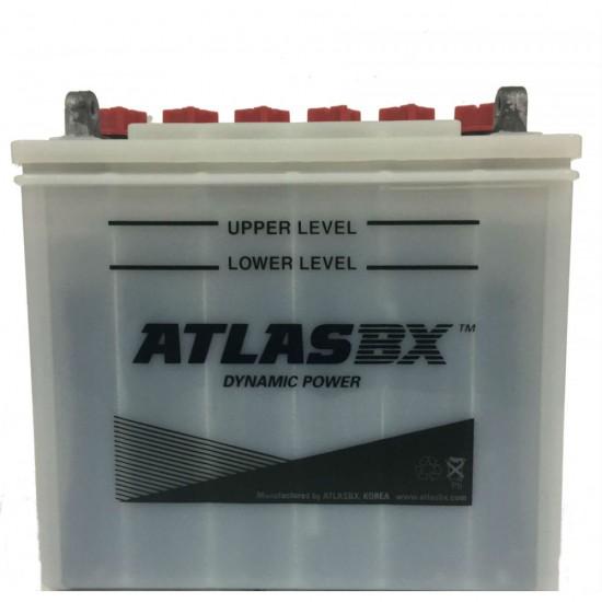 Μπαταρία AtlasBX 52815 - 12N24-3  Open - Wet | 28AH / Volt:12 / EN:210 / Πολικότητα: Δεξιά το +