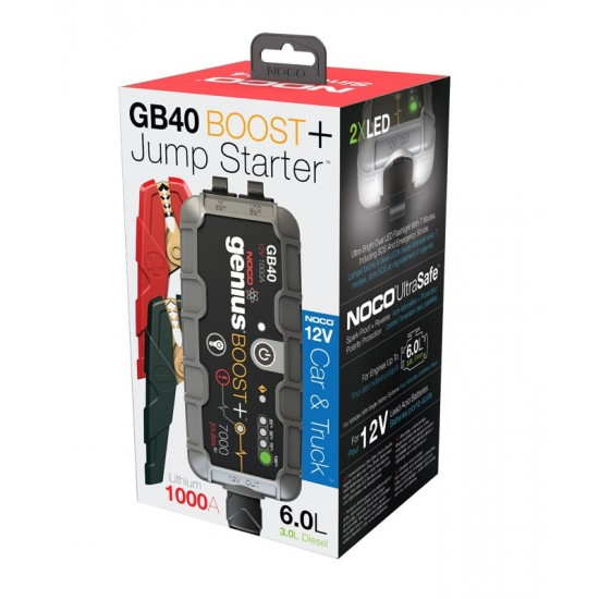 NOCO Jump Starter GB40